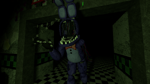 Withered Bonnie by RichardtheDarkBoy29