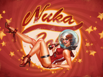 Nuka-cola by inSOLense