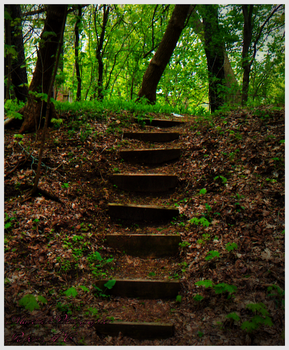 Stairs.png by MaverickPhotographer
