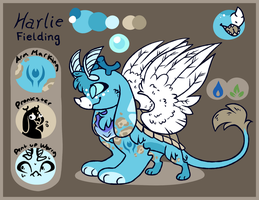 [Reference] - Harlie by Frozen--Star
