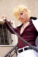 Not to underestimate by Naru-Cosplay