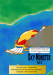 Sonic Freedom Files: Sky Monster Part 2 Page 1 by SkippyP008