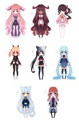 {Open 4/8} Characters not sold by xMikuChuu