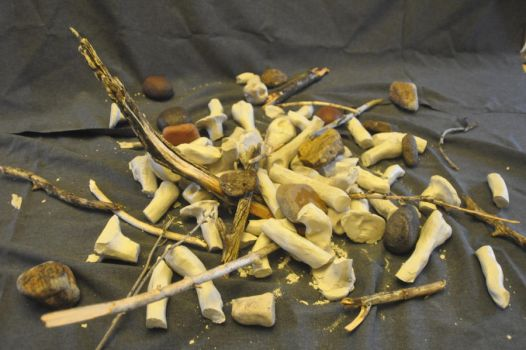 Sticks and Stones by KathrynMichaela