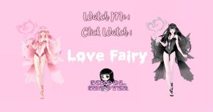 Love Fairy PACK  by School-shooter by School-shooter