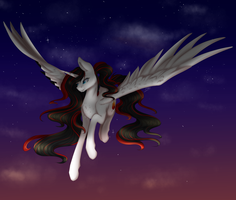 Flabight DuArte - Art Trade by Magical-wings06