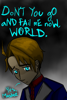 Poor World by Lea-Masuku