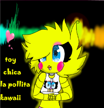 Toy Chica by foxvin17