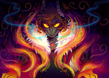 Up In Flames by Koolaid-Girl