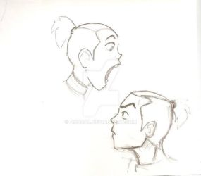 Sokka by anacal
