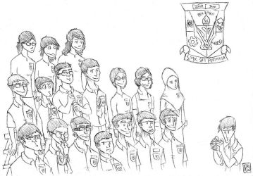School photo by Teh-Gardy