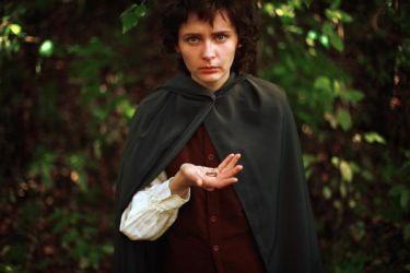 Frodo Baggins. One Ring 2 by NellMcGooffin