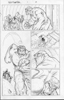David Williams pencils 01 by BlipMartindale