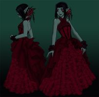 Misoras ball gown by pyrogina