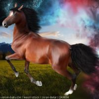 Bay Premade by wsl30horselover10