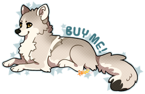 LINEART - FOR SALE by fallow-saluki