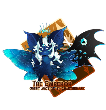 Stygian Guest Auction { The Emperor } Over! by Zoomutt