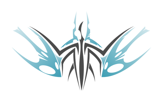 Chilly's changeling swarm emblem by Chillywords