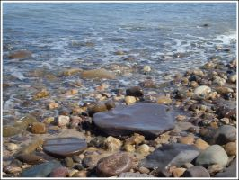 27. Rocky Shore by fire-works