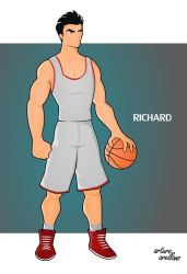 Richard - the first! by solidqubex