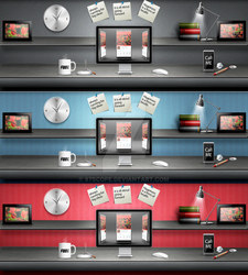 Creative Facebook Timeline Cover by 87scope