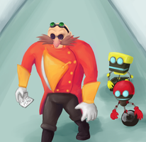 [R] boom!eggman and the bots by Veskler