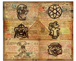 Gravity Falls Season 2 End Images Combined by white-tigress-12158