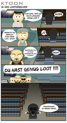 KToon #1  Das Loothoernchen by KAOZTAINMENT