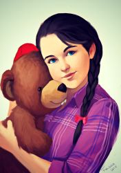 Charlotte Copps in real life by Mobis-New-Nest