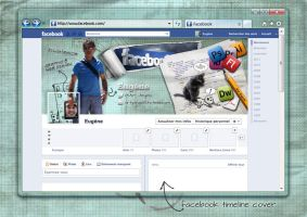 My facebook timeline cover design ... by EugeneStanciu