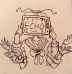 Echo by CreepyGamerGirl2002