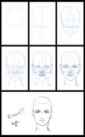 FACE - step-by-step by Washu-M