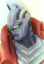 ultraseven by ice-vision
