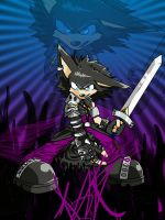 Cometh at me, Bretherin! (Warrior) by X-A-K
