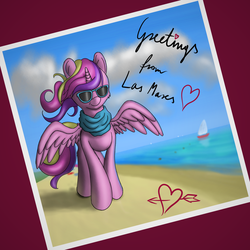 Greetings from Las Mares! by Cluvry