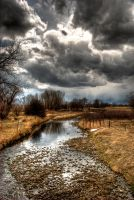 A Storm Approaches by kcline78