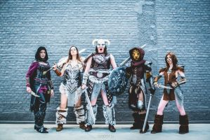 DOVAHKINS! by LuceCosplay