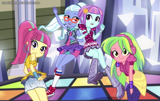 Dance Magic by charlieXe