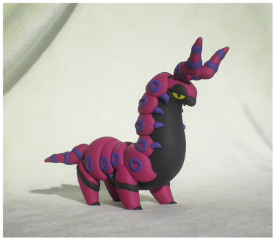 Scolipede by Foureyedalien