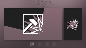 Sledge Icon Wallpaper Pack by JarvisXCIV