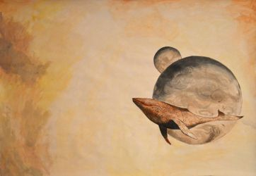 Flying Whales - From Mars to Sirius by blooddrench