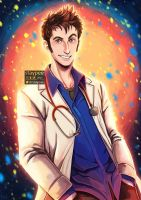 Doctor Ten by staypee