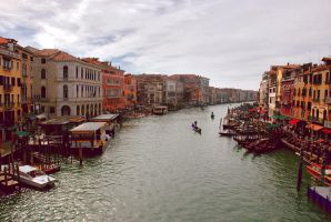 The heart of Venice by Doroty86
