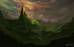 Mossy Realm by AlectorFencer