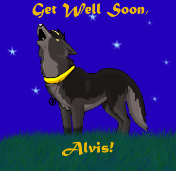Get well soon Alvis by 0Ash0