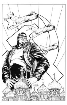 EPICS Cover Inked by anthonymarques