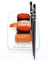 Sushi by 24exposure