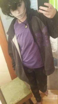 Gamzee Cosplay by 0--Blank--0