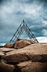 Revisiting the A-frame by JBridges