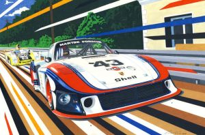 Mobydick in Lemans by klem